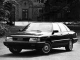 Pictures of Audi 100 quattro US-spec C3 (1988–1990)