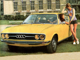 Audi 100 Coupe S C1 (1970–1976) wallpapers