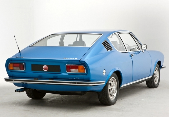 Audi 100 Coupe S UK-spec C1 (1970-1976) wallpapers