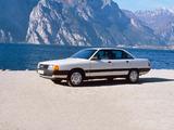 Audi 100 C3 (1988–1990) wallpapers