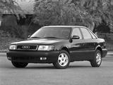 Audi 100 quattro US-spec 4A,C4 (1990–1994) wallpapers