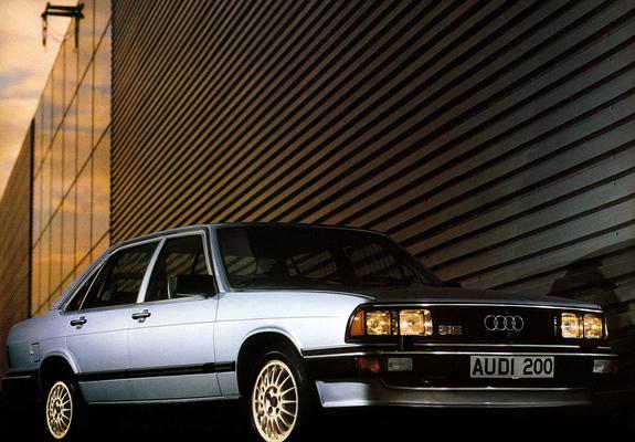 Audi 200 5E 43 (1979-1983) pictures