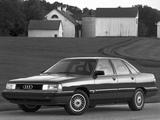 Audi 200 quattro US-spec 44,44Q (1988–1991) images