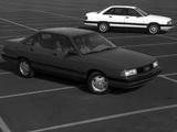 Images of Audi 200 Turbo US-spec 44,44Q (1988–1991)