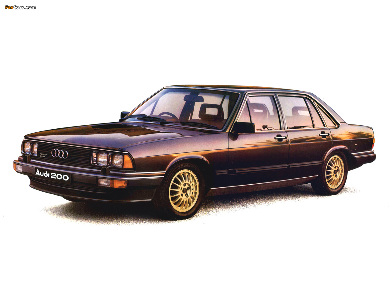 Pictures of Audi 200 5T 43 (1979-1982) (1280x960)