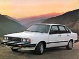 Audi 4000 (1980–1984) pictures
