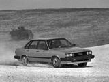 Audi 4000S quattro (1982–1984) pictures