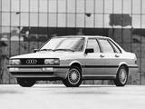 Audi 4000S (1985–1987) photos