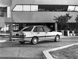 Pictures of Audi 4000S quattro (1985–1987)