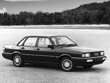 Audi 4000CS quattro (1985–1987) wallpapers