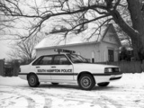 Audi 4000S Police (1985–1987) wallpapers