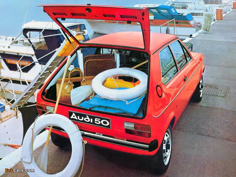 Audi 50 (1974-1978) wallpapers (800x600)