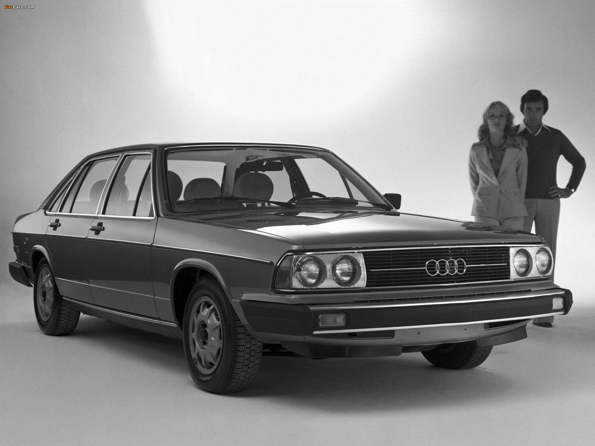 Audi 5000 43 1978 1980 Images 2048x1536