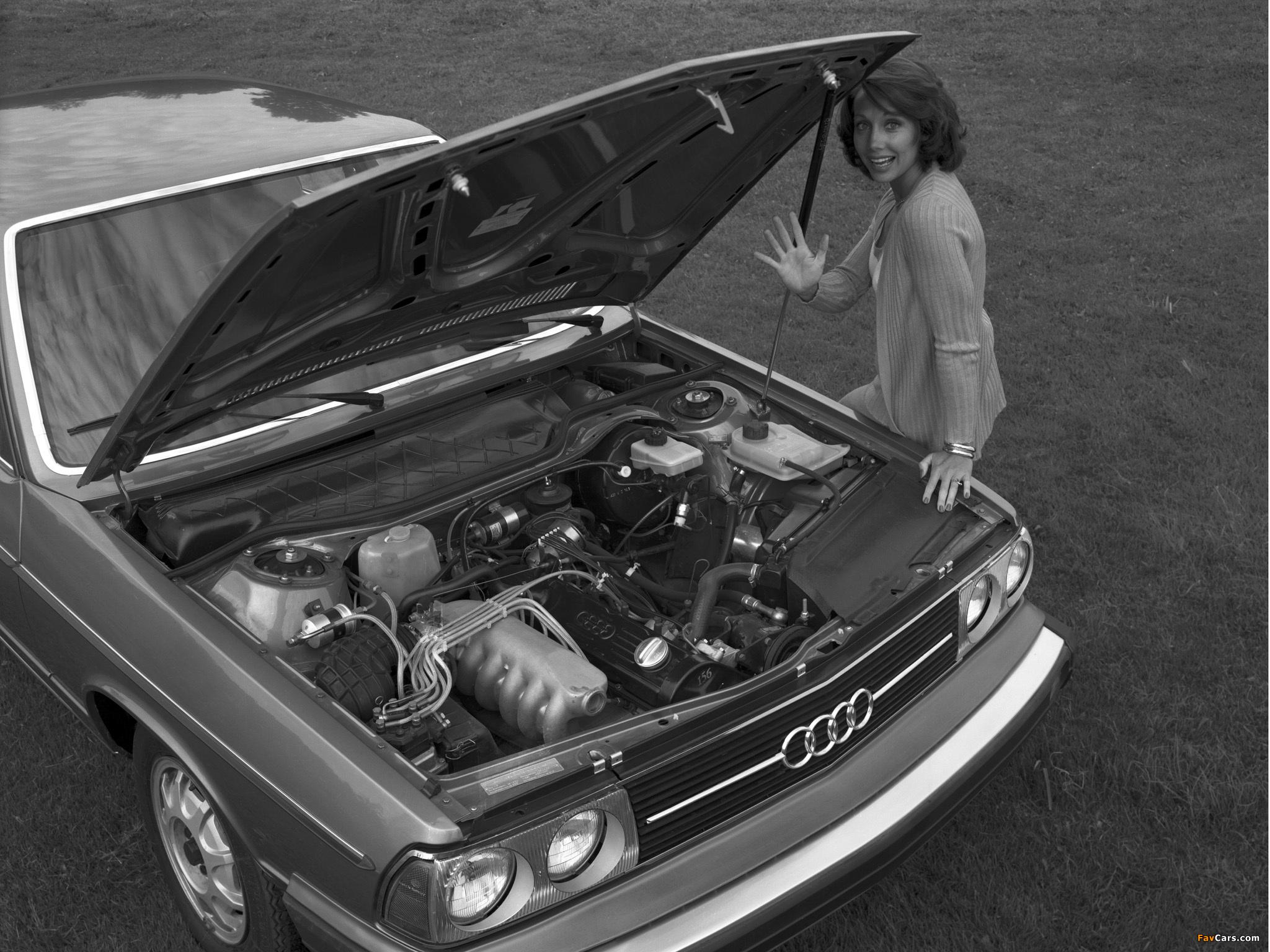 Audi 5000 43 1978 1980 Pictures 2048x1536