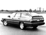 Audi 5000CS quattro Wagon 44,44Q (1986–1988) images