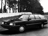 Audi 5000S Wagon 44,44Q (1986–1988) images