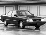 Audi 5000S 44,44Q (1986–1988) photos