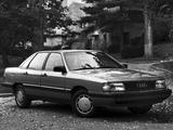 Audi 5000S 44,44Q (1986–1988) pictures