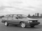 Audi 5000CS quattro Wagon 44,44Q (1986–1988) wallpapers