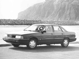 Photos of Audi 5000CS quattro 44,44Q (1986–1988)