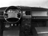 Photos of Audi 5000S 44,44Q (1986–1988)