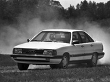 Photos of Audi 5000S quattro 44,44Q (1986–1988)