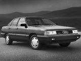 Pictures of Audi 5000CS quattro 44,44Q (1986–1988)