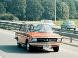 Audi 60 (1969–1973) images