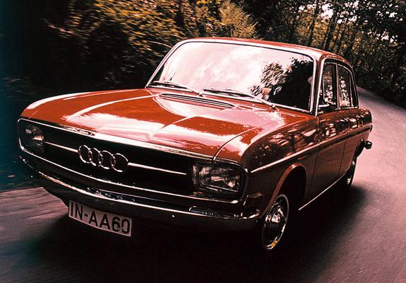 Audi 60 (1969-1973) photos