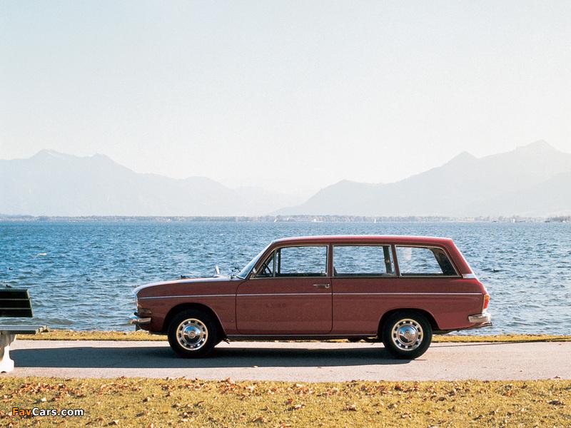 Audi 75 Variant (1969–1972) photos (800 x 600)