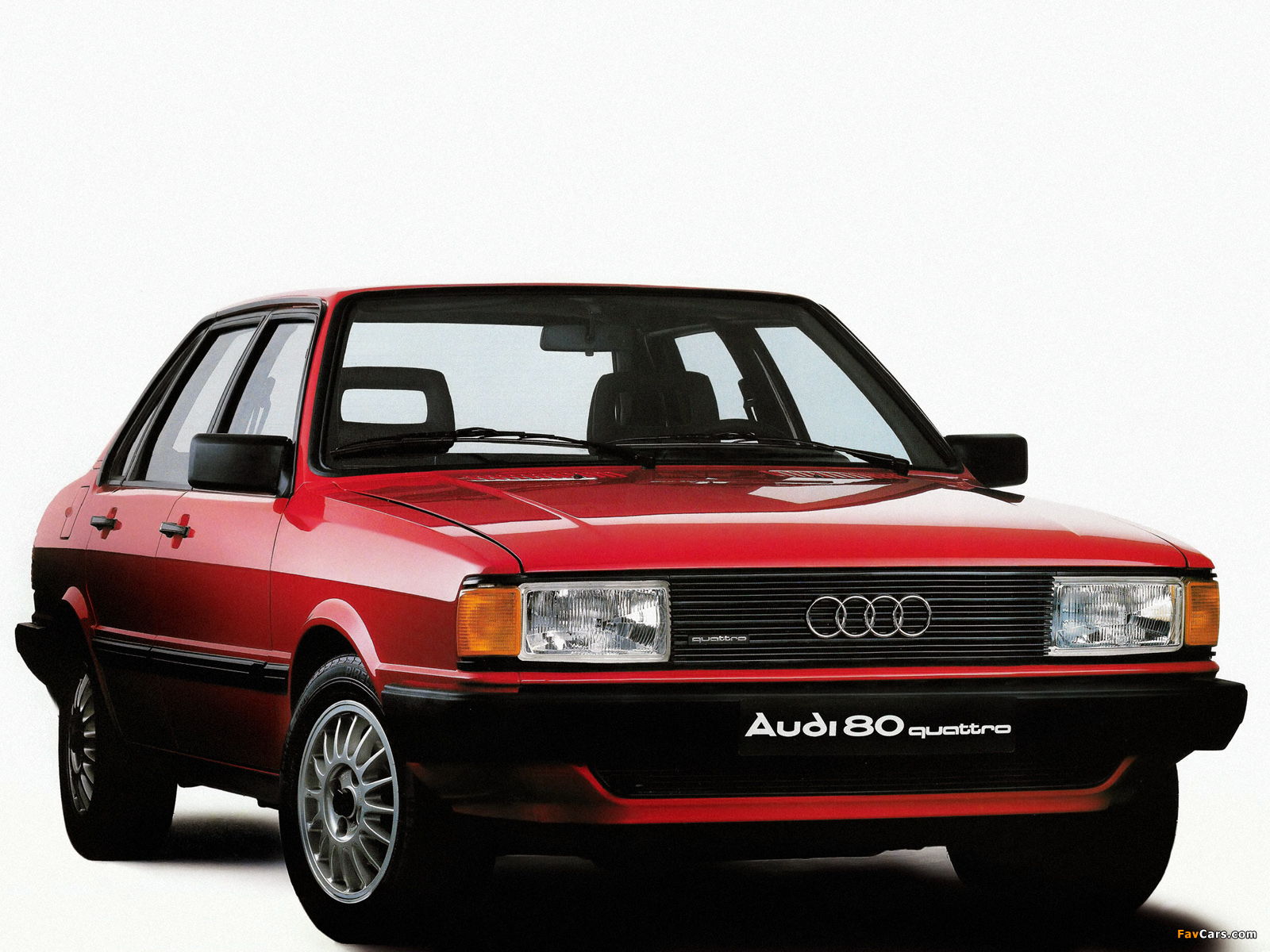 audi 80 quattro b2 1982 1984 photos 1600x1200. Black Bedroom Furniture Sets. Home Design Ideas