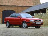 Audi 80 UK-spec 8C,B4 (1991–1994) pictures