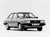 Images of Audi 80 2-door B2 (1981–1984)