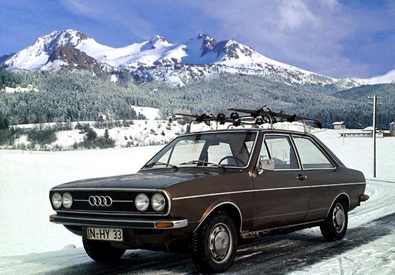 Photos of Audi 80 GL B1 (1972-1976)