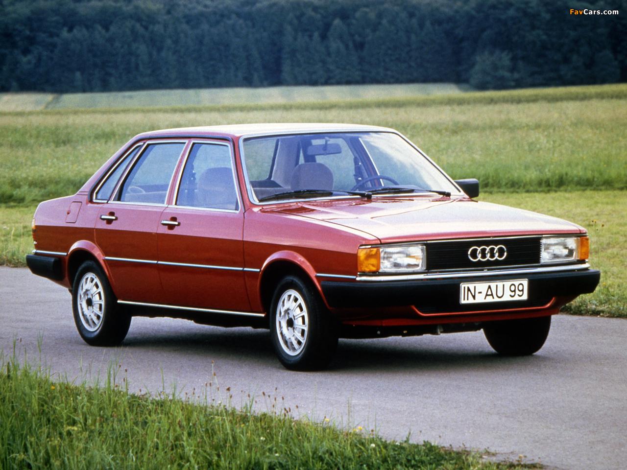 Photos Of Audi 80 B2 1978 1981 1280x960