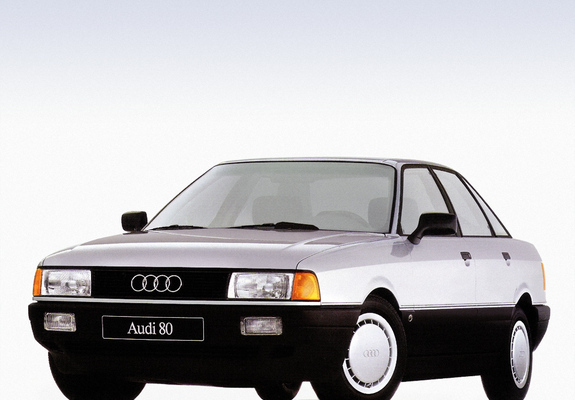 Photos of Audi 80 Special 8A,B3 (1990)