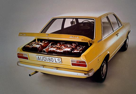 Audi 80 LS B1 (1972-1976) wallpapers