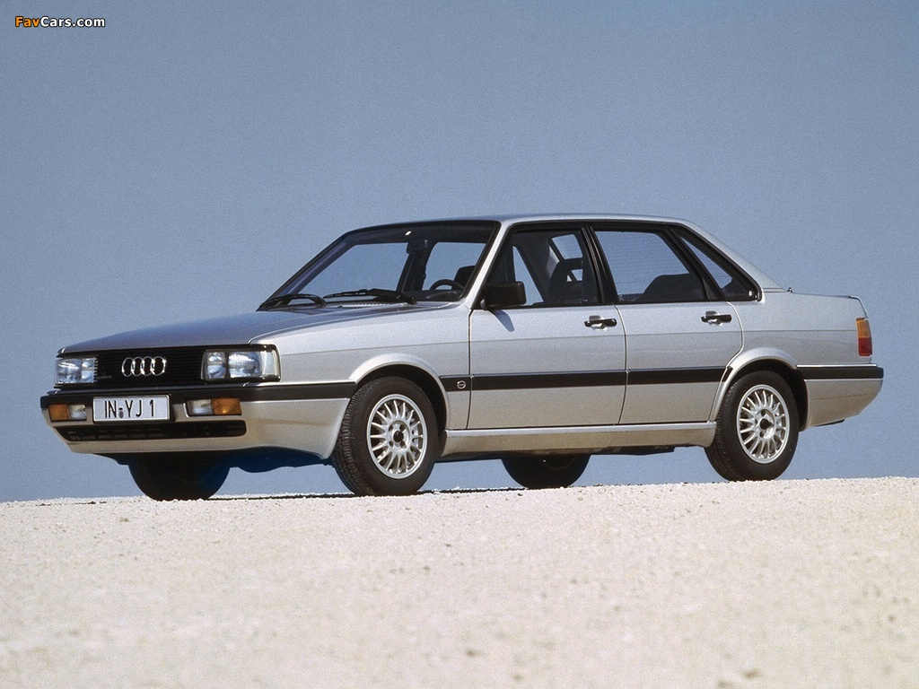 Audi 90 Quattro B2 1984 1987 Photos 1024x768
