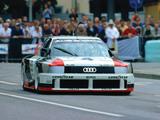 Audi 90 quattro IMSA GTO B3 (1989) photos