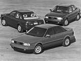 Audi 90 US-spec B4 (1993–1995) pictures