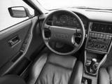 Pictures of Audi 90 quattro US-spec B3 (1987–1991)