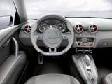 Audi A1 Sportback Concept (2008) photos