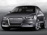 Audi A1 Sportback Concept (2008) pictures