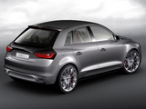 Audi A1 Sportback Concept (2008) wallpapers