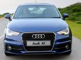 Audi A1 TFSI S-Line ZA-spec 8X (2010) images