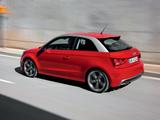 Audi A1 TFSI S-Line 8X (2010) images