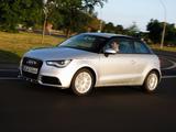 Audi A1 TDI 8X (2010) images