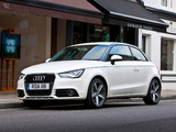 Audi A1 TDI UK-spec 8X (2010) images