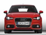 Audi A1 TFSI 8X (2010) photos