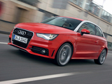 Audi A1 TFSI S-Line 8X (2010) photos